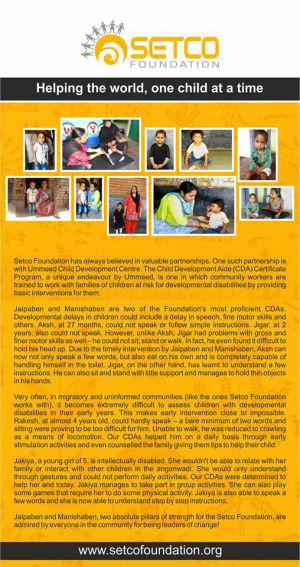 Helping The World